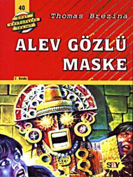 Alev Gözlü Maske