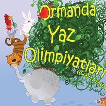 Ormanda Yaz Olimpiyatları / Kelebek Kitaplar