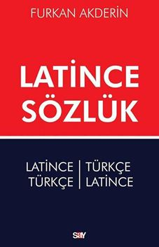 Latince Sözlük / Latince - Türkçe / Türkçe - Latince