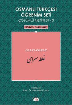 Osmanlı Türkçesi Öğrenim Seti 3