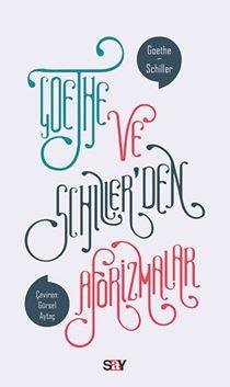 Goethe ve Schiller'den Aforizmalar
