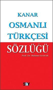 Osmanlı Türkçesi Sözlüğü (Orta Boy) resmi