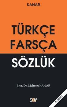 Türkçe-Farsça Sözlük (Orta Boy) resmi