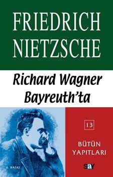 Richard Wagner Bayreuth'da resmi