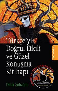 Türkçe'yi Doğru, Etkili ve Güzel Konuşma Kit-hapı (CD'li)