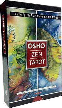 Zen Tarot - Transandantal Zen Oyunu (Kutu muhafazalı)