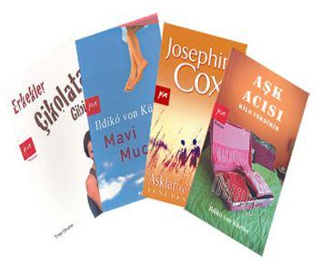 Seni Seviyorum Demenin En İyi Yolu 2. Takım (4 Kitap) Mavi Mucize, Nevrotika, Erkekler Çikolata Gibidir, Aşk Acısı Kilo Verdirir, Aşklar ve Yalanlar