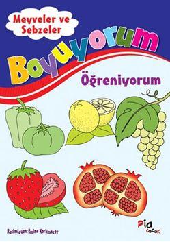 Boyuyorum Öğreniyorum / Meyveler ve Sebzeler