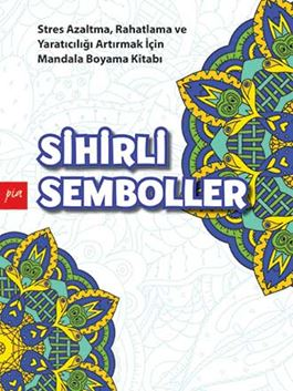 Sihirli Semboller (Mandala Boyama)