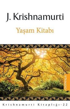 Krishnamurti Kitaplığı - 22 / Yaşam Kitabı resmi