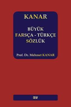 Büyük Türkçe-Farsça Sözlük (Ciltli) resmi