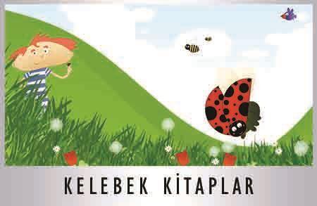 Kelebek Kitaplar kategorisi için resim