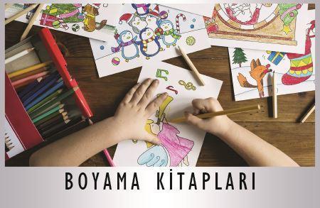 Boyama Kitapları kategorisi için resim