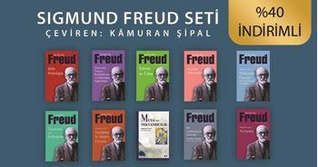 Sigmund Freud Seti %40 İndirimli resmi