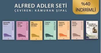 Alfred Adler Seti %40 İndirimli resmi
