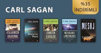 Carl Sagan Kitapları - %35 resmi