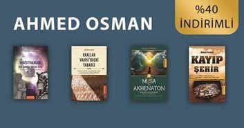 Ahmed Osman Kitapları - % 40 resmi
