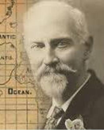Yazarın resmi James Churchward