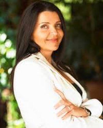 Yazarın resmi Colette Baron-Reid