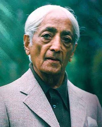 Yazarın resmi Jiddu Krishnamurti