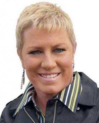 Yazarın resmi Meg Blackburn Losey
