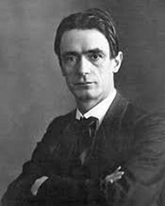 Yazarın resmi Rudolf Steiner