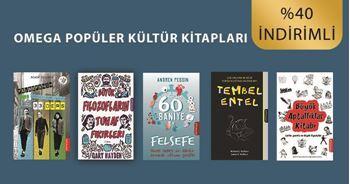 Omega Popüler Kültür Kitapları - %40 resmi