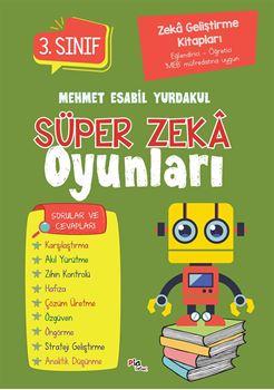 Süper Zeka Oyunları 3.Sınıf resmi