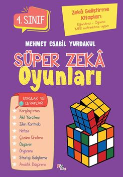Süper Zeka Oyunları 4.Sınıf resmi