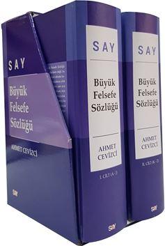 Büyük Felsefe Sözlüğü - 2 CİLT resmi